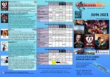 Programme du 9 au 29 juin