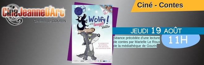 Ciné-Conte : Wolfy et les loups en délire