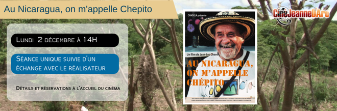 AU NICARAGUA ON M APPELLE CHEPITO