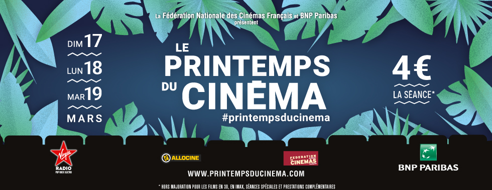 PRINTEMPS DU CINEMA