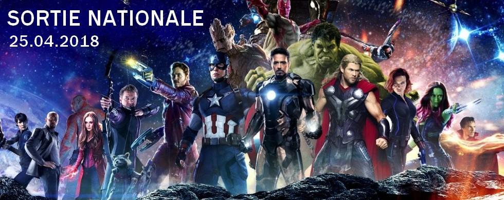 Photo du film Avengers: Infinity War
