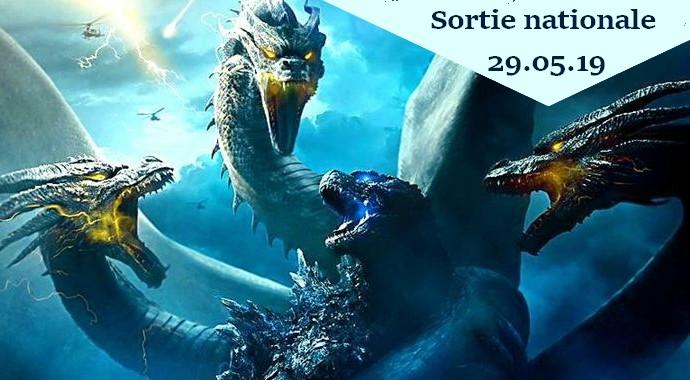 Photo du film Godzilla II Roi des Monstres